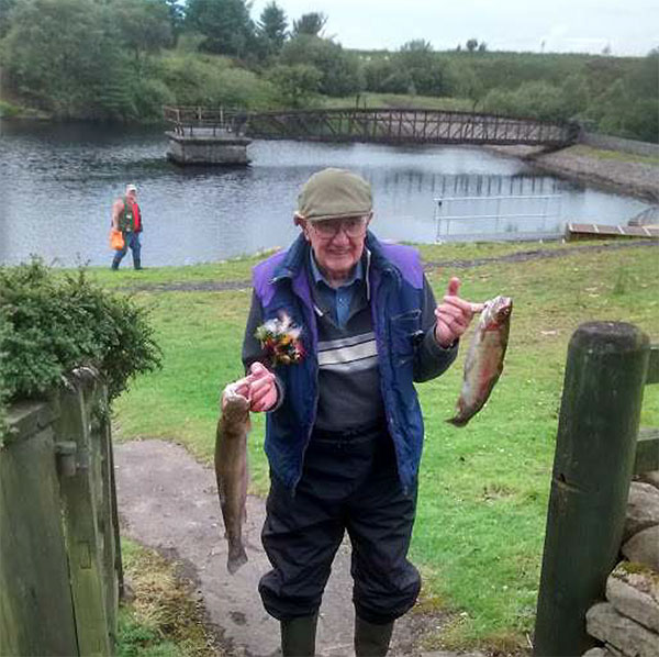 berts fishing catch